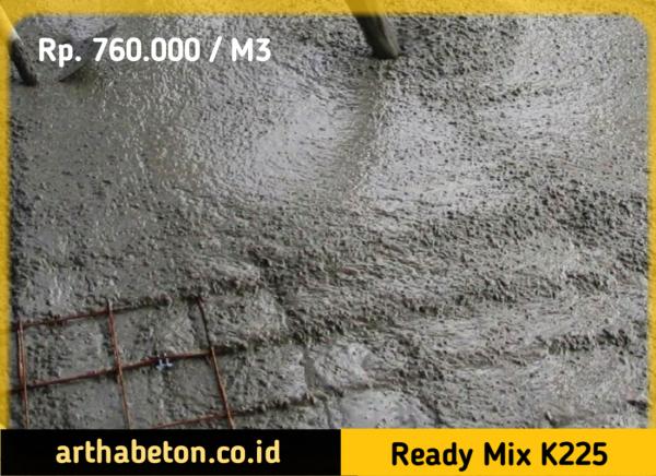 Beton Ready Mix K225