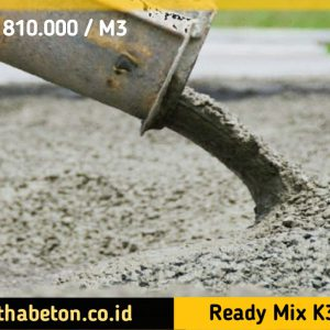 beton ready mix k300