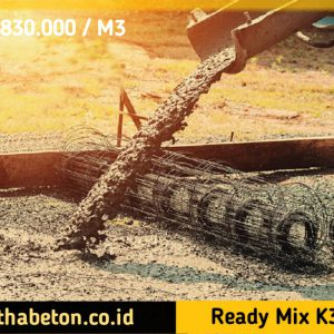 beton ready mix k350