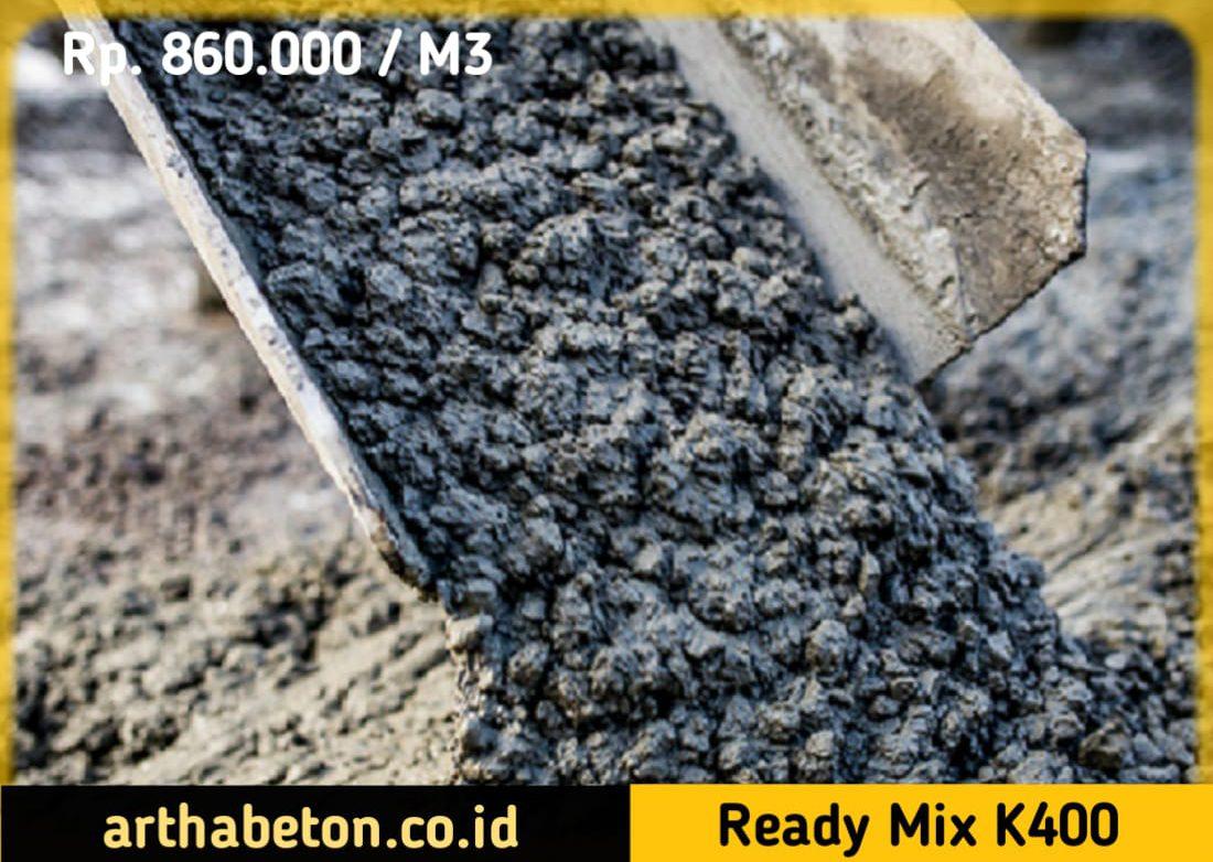 beton readymik k400