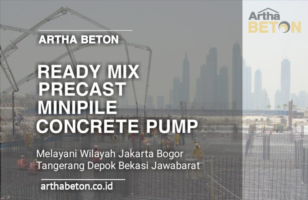 harga beton readymix depok