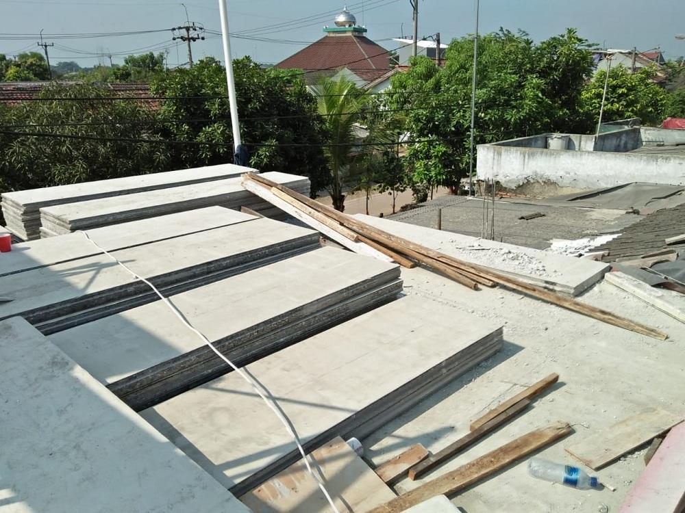 harga panel beton ringan